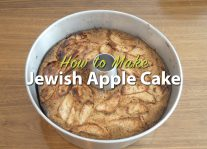 How to Make Bubbe's Jewish Apple Cake | The Associated Nav Image