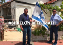 Message from Marc Terrill — Ashkelon Nav Image