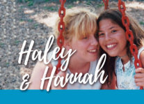 Hannah and Hailey Find Connection Through Inclusion Programs Nav Image