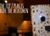 Top 7 Places to Hide the Afikomen Nav Image