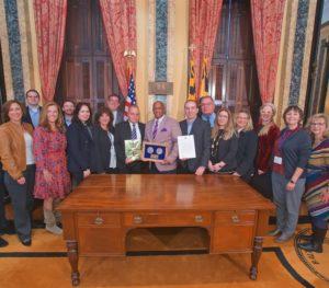 Ashkelon Mayor Tomer Glam Visits Baltimore: Talks About Baltimore-Ashkelon Partnership
