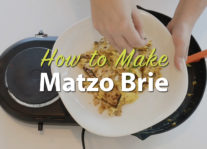 How To Make Matzo Brie | The Associated Nav Image