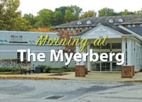 Morning at the Myerberg with Debs Weinberg Nav Image