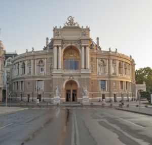 Learn About Odessa, Ukraine Image