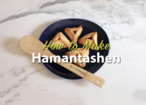 How to Make Hamantaschen | The Associated Nav Image
