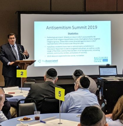 The Associated Leads Efforts to Address Antisemitism in Maryland image