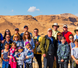 Associated Family Mission Provides Meaningful, Bonding Experience